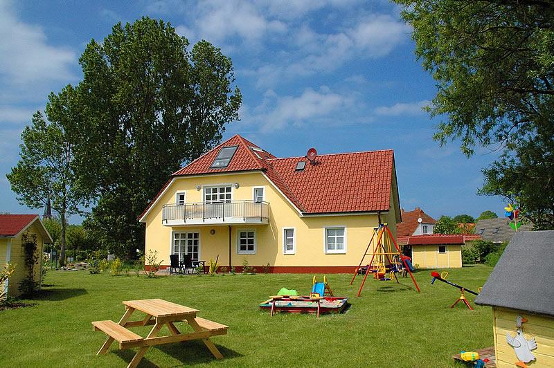 3-Zimmer-Ferienwohnung \'Vanille\' EG - Haus Emily in Wustrow